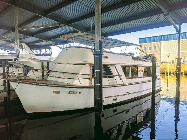 Robbins Custom Deckhouse Motor Yacht INOT 50' Custom Deckhouse MY