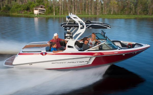 Nautique Sport Nautique 200 Manufacturer Provided Image