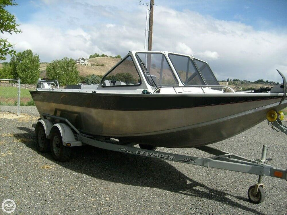 North River 20 RB Trapper 2001 North River 20 RB Trapper for sale in Yakima, WA