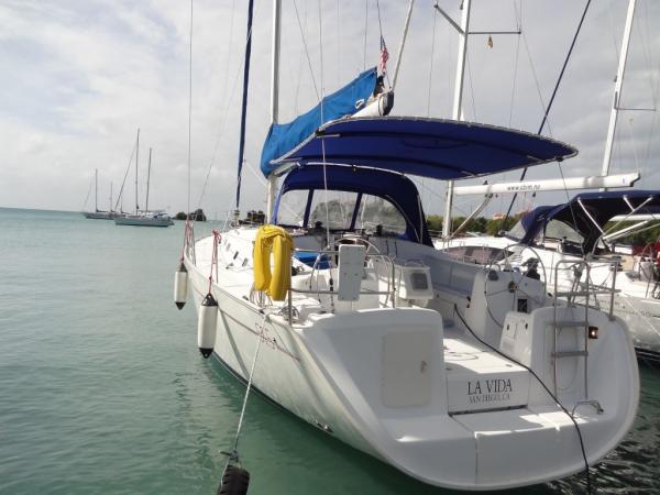 Beneteau 51.5 Beneteau 51.5 docked