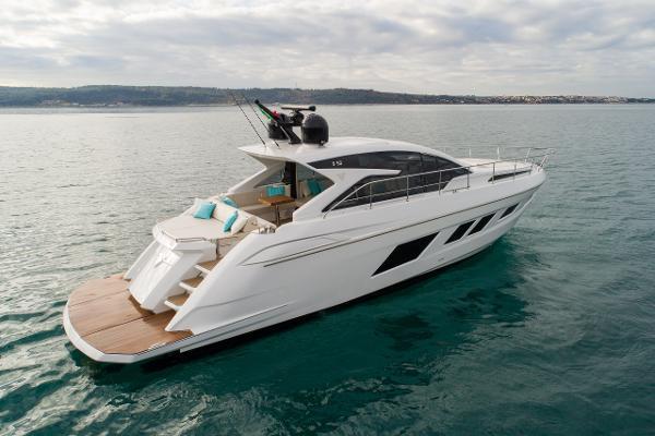 Filippetti Yacht Filippetti S55, Sport Yacht