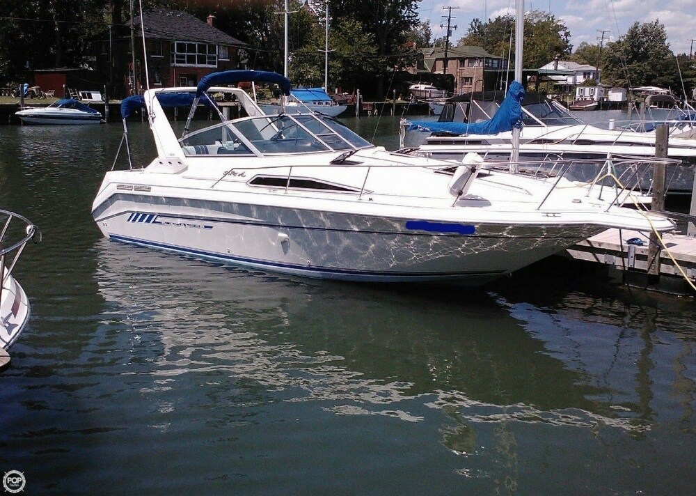 Sea Ray 290 Sundancer 1992 Sea Ray 290 Sundancer for sale in Detroit, MI
