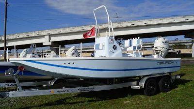 Tiburon Boats ZX-22