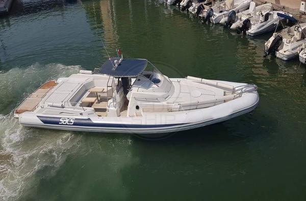 Sacs 45 Gran Turismo SACS MARINE - SACS 45 GRAN TURISMO - exteriors