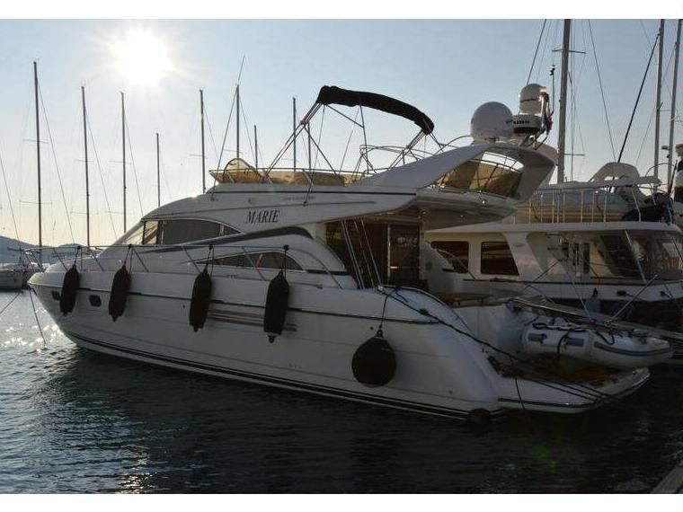 Princess Princess 56 Motorboot