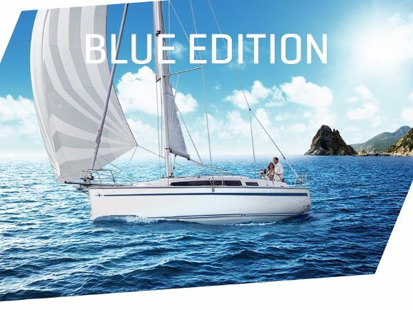 Bavaria Cruiser 41 Bavaria Cruiser 41 - Blue Edition