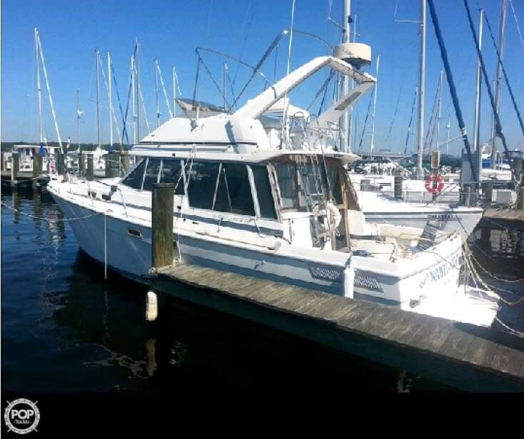 Bayliner 3270 Motoryacht 1986 Bayliner 35 for sale in Annapolis, MD