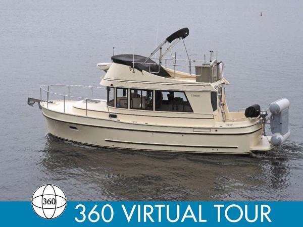 Camano 31 Trawler Main