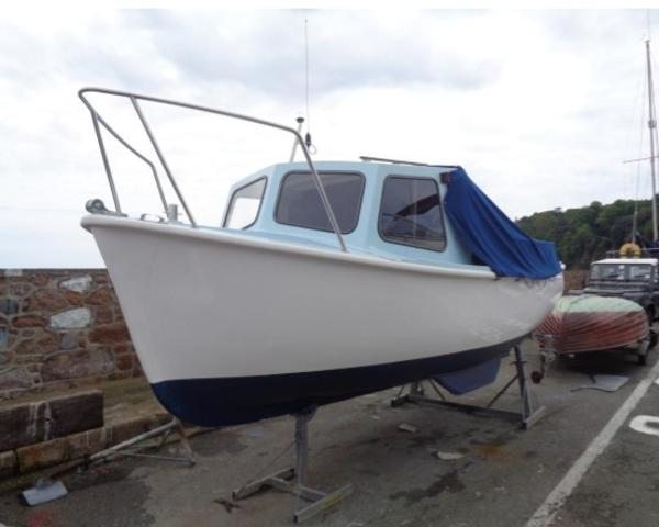 Plymouth Pilot 18ft