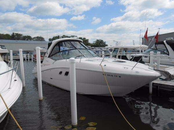 Sea Ray 310-330 Sundancer(Axius)