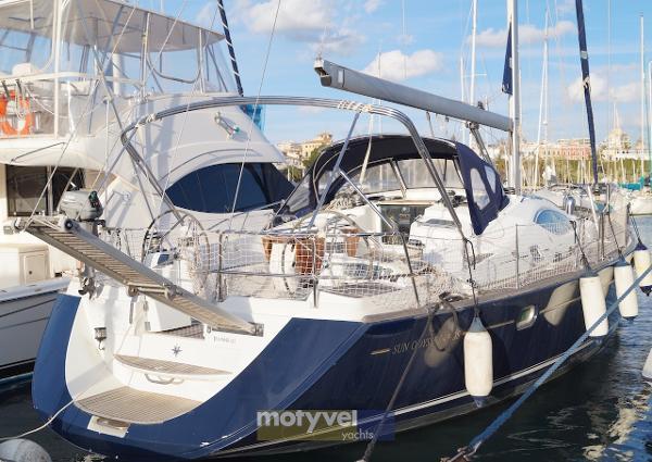 Jeanneau Sun Odyssey 49 DS Jeanneau Sun Odyssey 49 DS on Mallorca