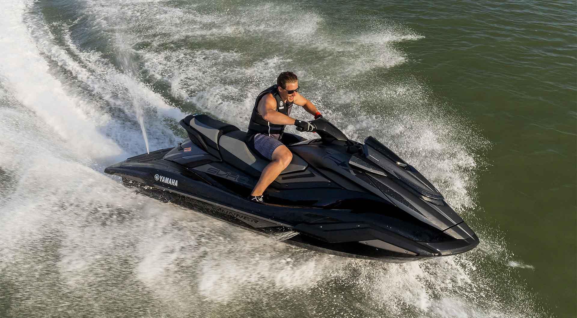 Yamaha Boats FX SVHO