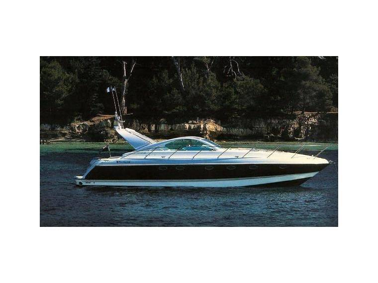 Fairline Boats Fairline Targa 48 Open
