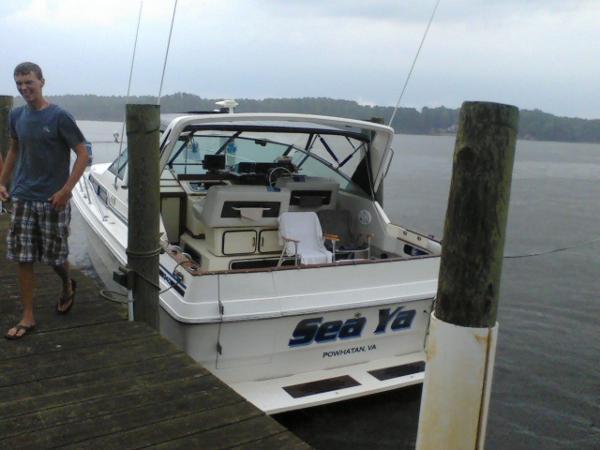 Sea Ray 340 Sea Ray