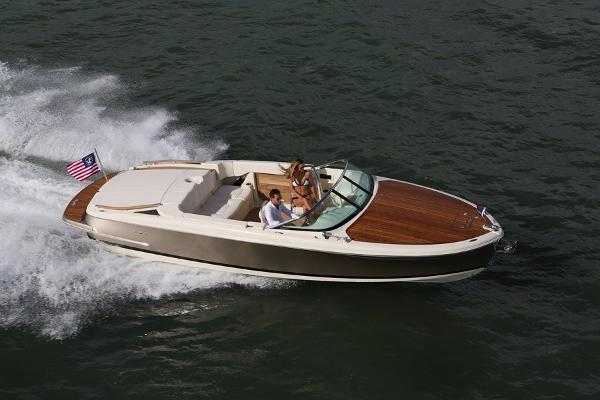 Chris-Craft Capri 27 Manufacturer Provided Image