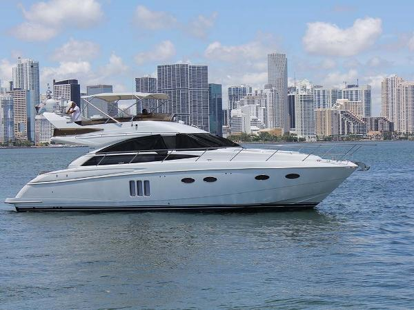 Viking Princess Flybridge Profile