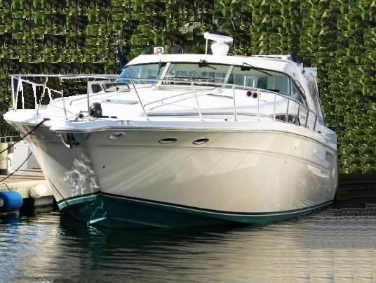 Sea Ray 500 Sundancer Sea Ray 500 Sundancer - Open Motor Yacht