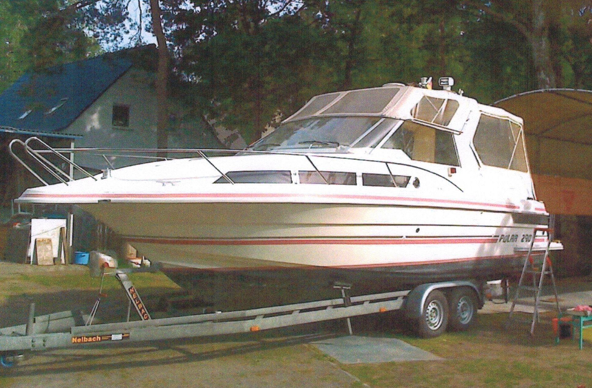 Polar Boats 290 Monaco