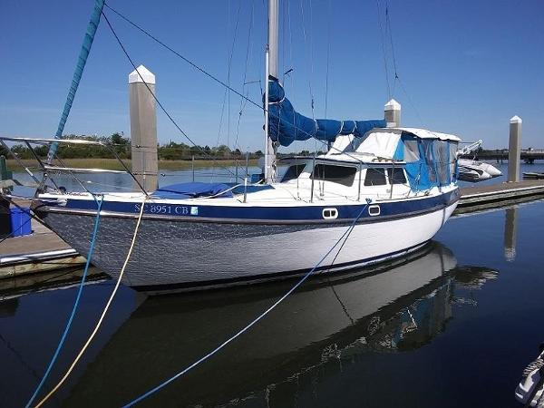 Gulf 32 Pilothouse
