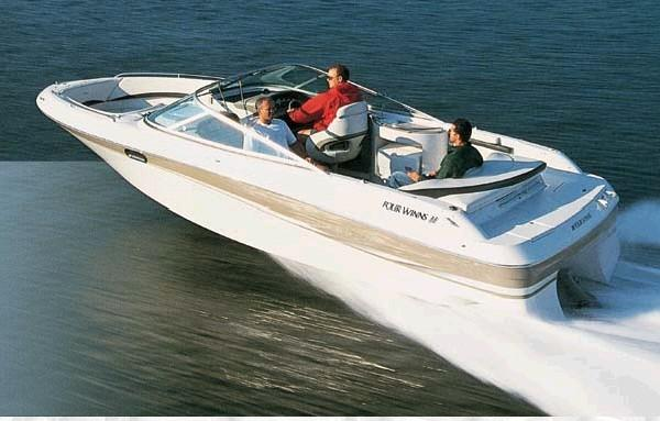 Four Winns 260 Horizon Manufacturer Provided Image: 260 Horizon