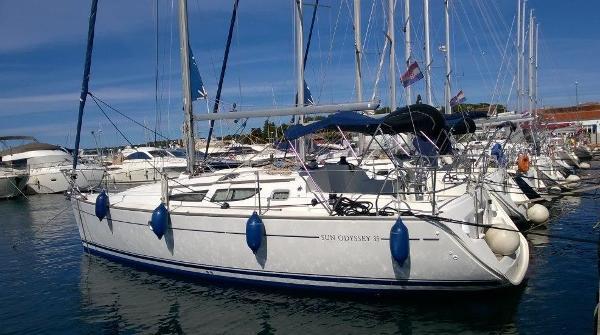 Jeanneau America Sun Odyssey 35