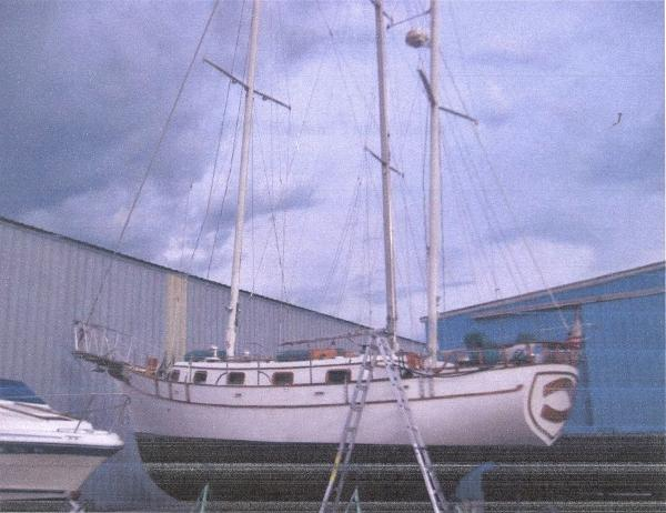 Island Trader 38 Ketch Islander Trader 38