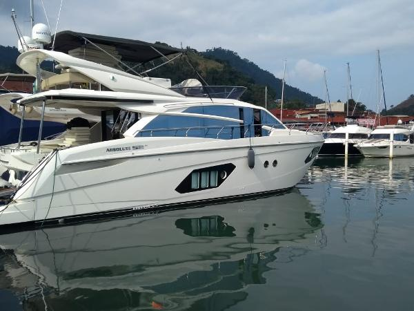 Absolute 52 Flybridge