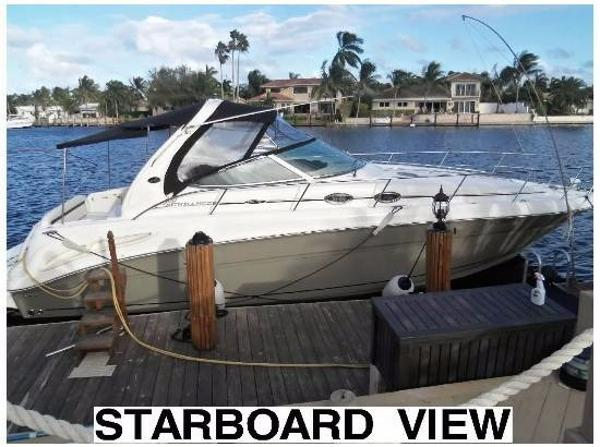 Sea Ray 360 Sundancer Fully Loaded!