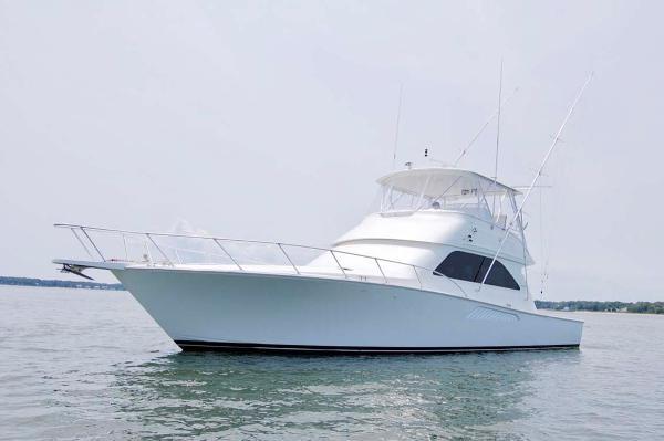 Viking 48 Conv Sport Fisher Port Profile