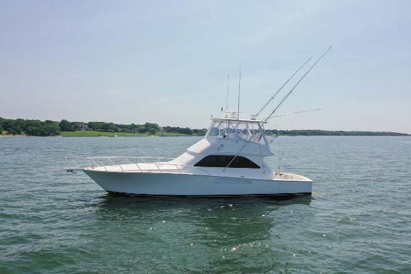 Viking 48 Conv Sport Fisher Port Profile