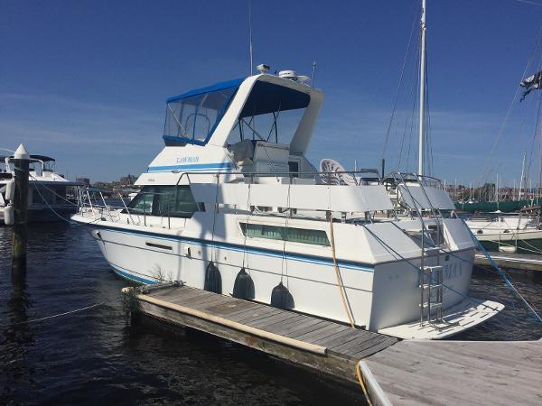 Hatteras Double Cabin Motor Yacht