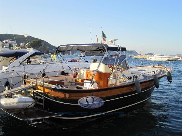 Fratelli Aprea Sorrento 36 Open Cruise 1