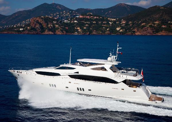 Sunseeker 34M Yacht Sunseeker 34 Metre Yacht