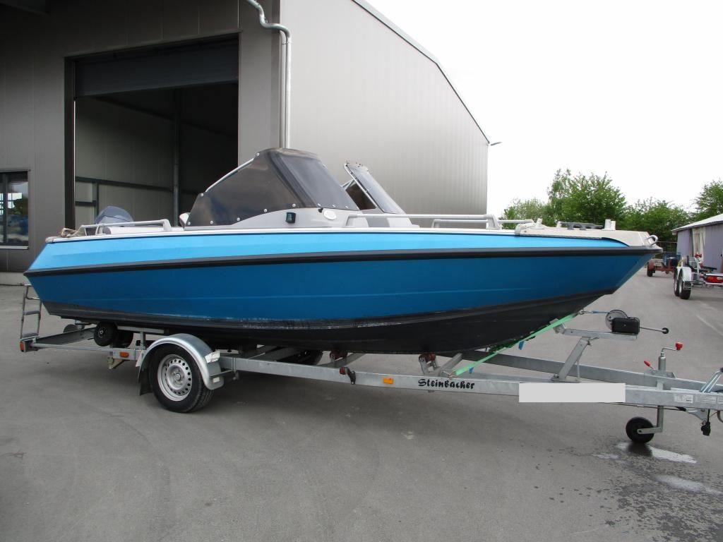Buster Boats XL