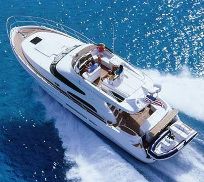 Sealine T47 Manufacturer Provided Image:  2004 Sealine T47