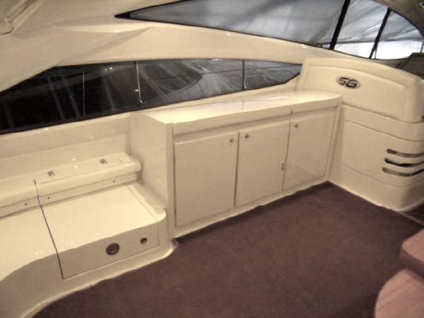 Portside Cockpit Galley