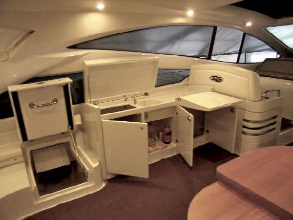 Cockpit Galley & VIP Cabin Access