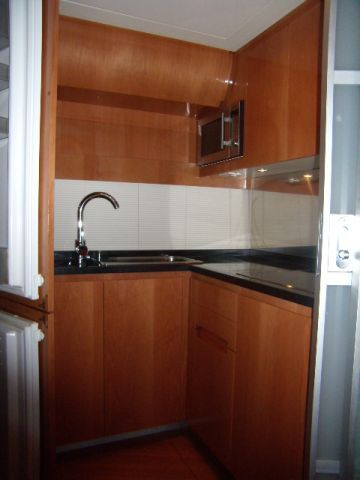 L Shaped Galley