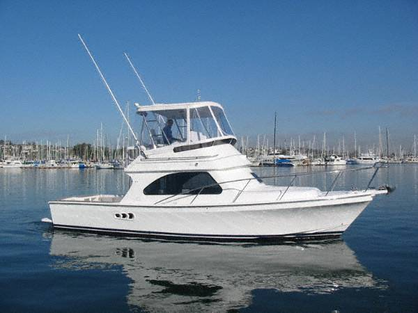 Black Watch 340 Flybridge Photo 1
