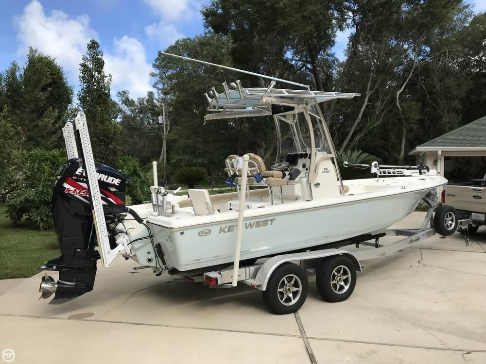 Key West 230 Bay Reef 2014 Key West 230 Bay Reef for sale in Saint Augustine, FL