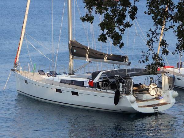 Beneteau Sense 55 AYC Yachtbroker - Sense 55 Beneteau