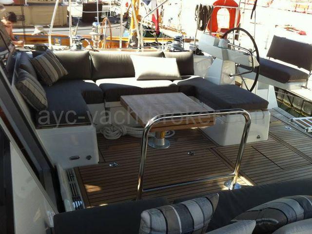 AYC Yachtbroker - Sense 55 Beneteau