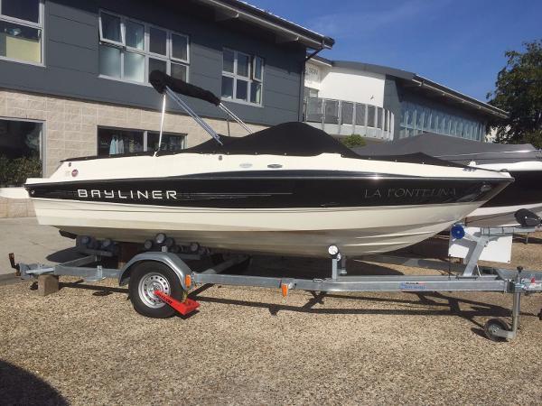 Bayliner 185 Bayliner 185 (trailer not included)