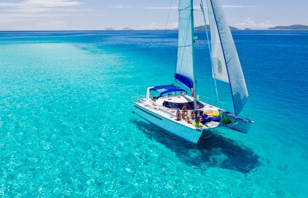 Custom Sailing Catamaran