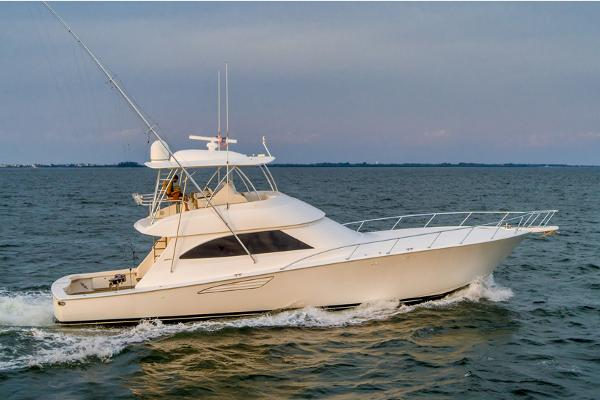 Viking 62 Convertible 2014 Viking 62 Convertible - Mixer