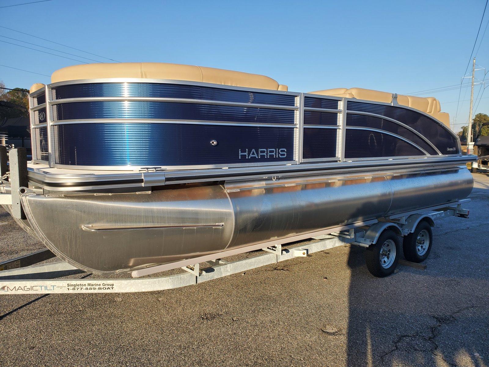 Harris CRUISER 210 - CS - SPORT TRIPLE TUBE