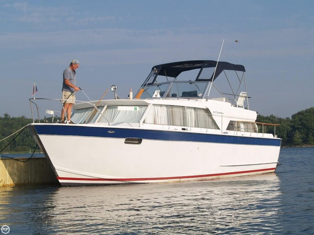 Chris-Craft 36 Cavalier Motor Yacht 1967 Chris-Craft 36 Cavalier Motor Yacht for sale in Clayton, NY