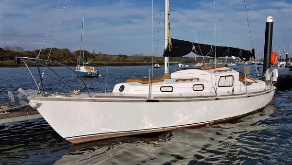 Custom Bermudan Sloop