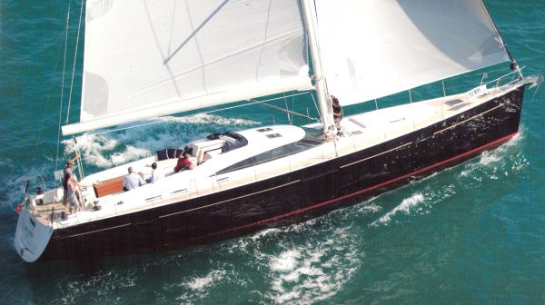 Custom Navitalia Star 64' Photo 1