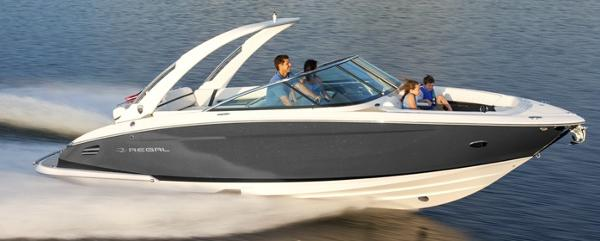 Regal 2800 Bowrider Profile